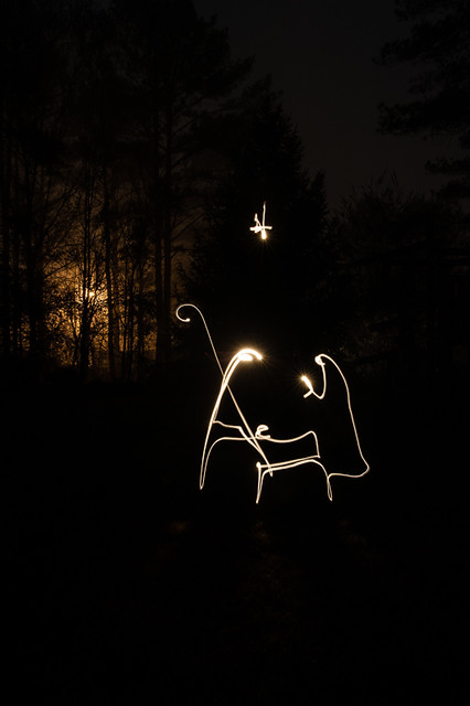 Nativity Lights