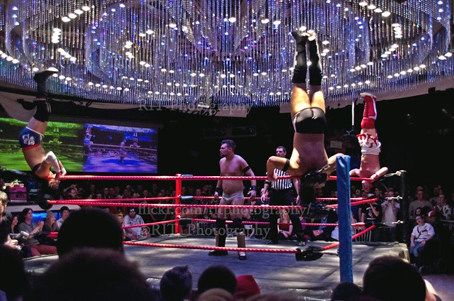 The Evolution of British Wrestling by Dave Bodymore