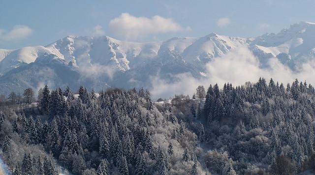Carpathian mountains - Transylvania