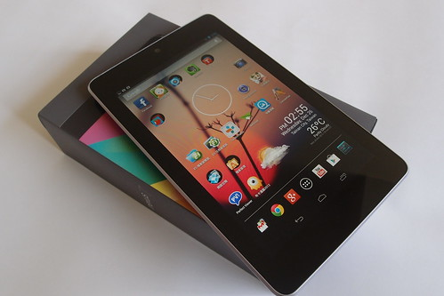 A nexus 7 32G tablet with wifi