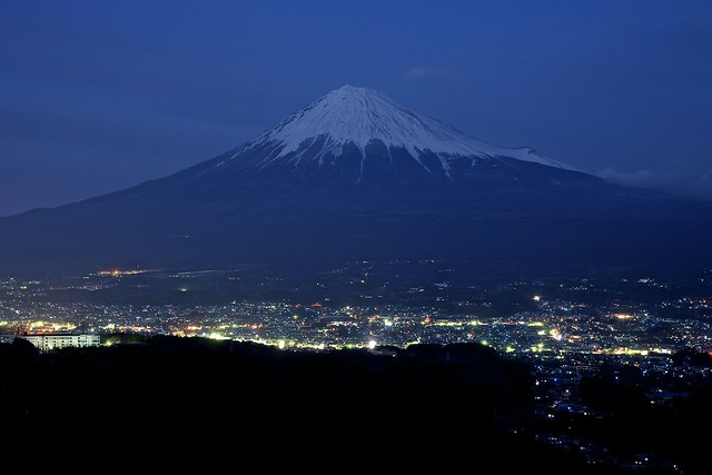 Mt.Fuji Night View