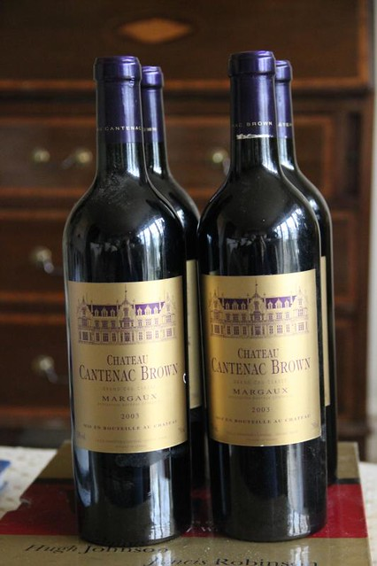 Chateau Cantenac Brown Margaux