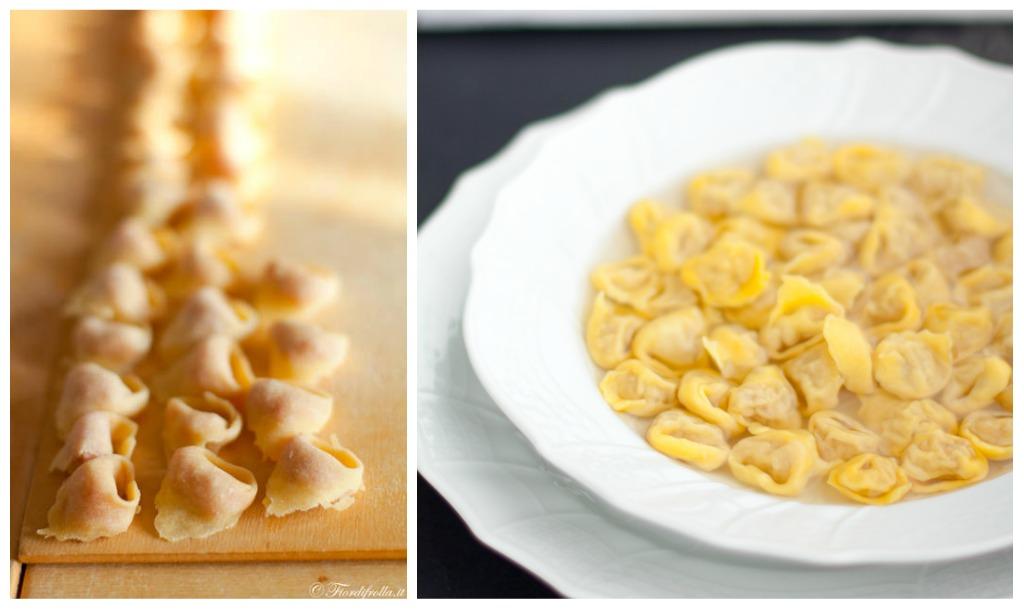 tortellini collage