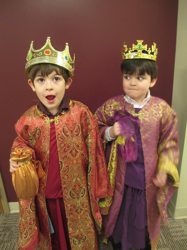 Balthasar and Gaspar