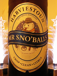 Harviestoun, Mr Sno'balls, Scotland