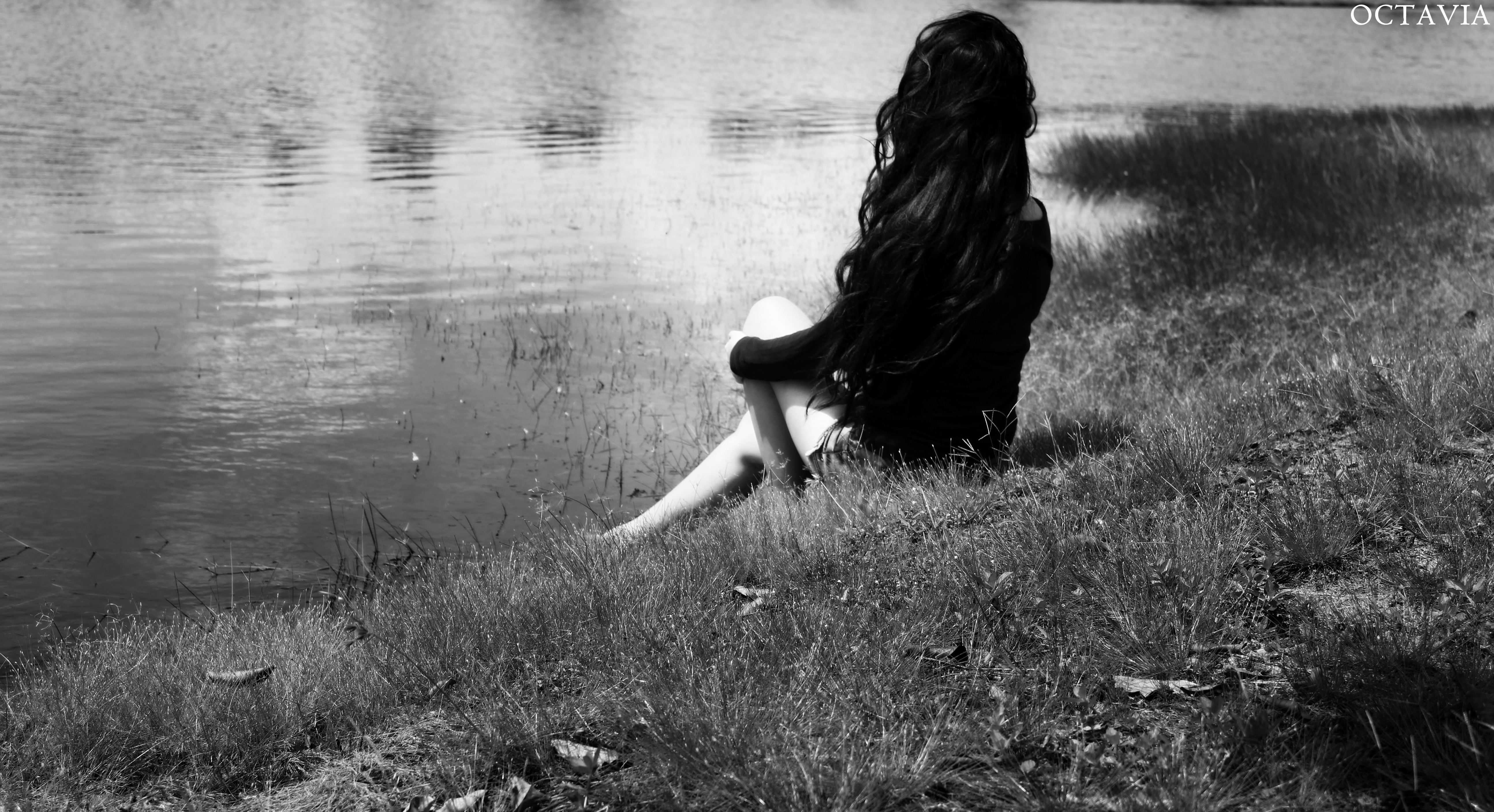 The gallery for --> Girl Walking Away Alone