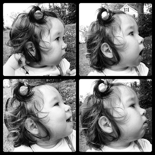 Many faces of Ellie (June 2012)