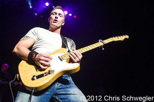 Matt Austin - 12-28-12 - Hell On Wheels Tour, The Fillmore, Detroit, MI