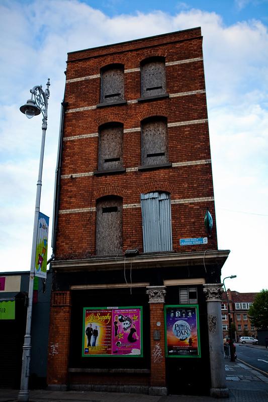Dublin Brick Building