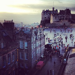 Edinburgh, Scotland - A City of Stone, History and Ales