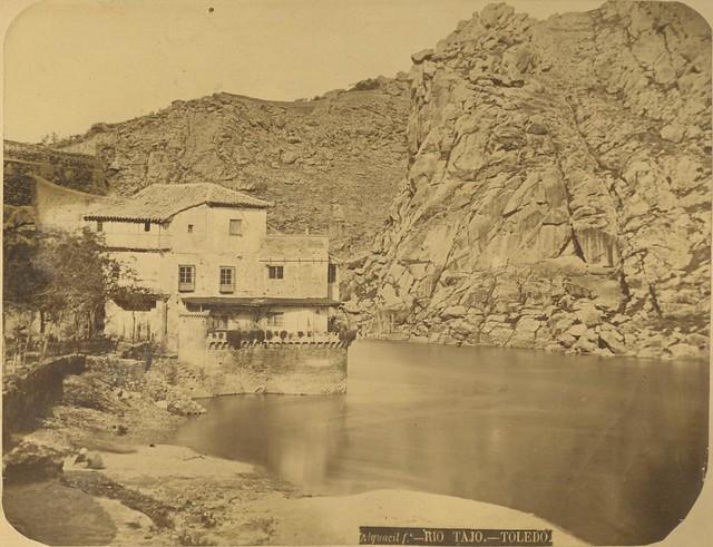 Casa del Diamantista hacia 1875. Fotografía de Casiano Alguacil © Museo del Traje. Centro de Investigación del Patrimonio Etnológico. Ministerio de Educación, Cultura y Deporte