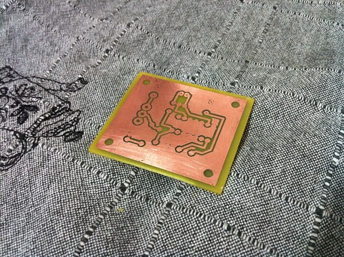Etched Circuit Board