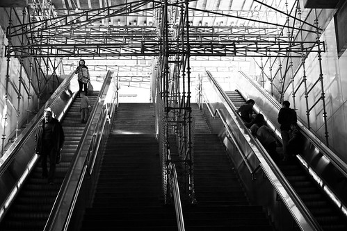 Construction & escalators