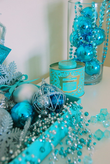 Tiffany blue Christmas