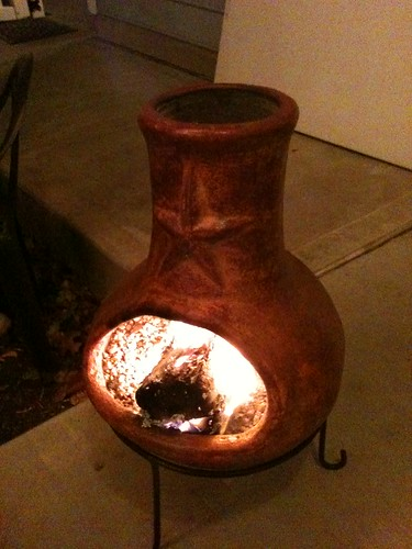 My chiminea by seanclaes