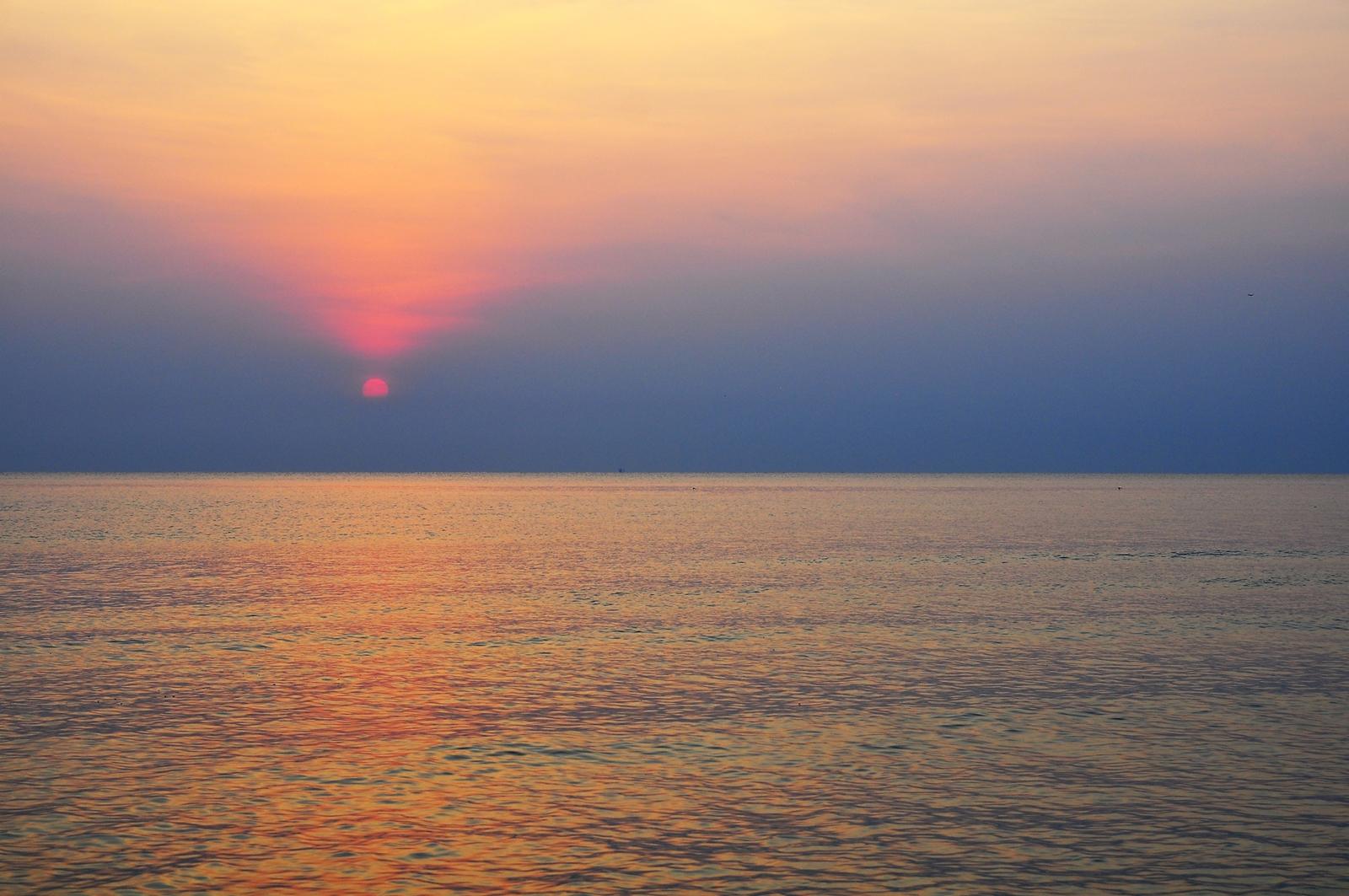 Sunrise, Hua Hin Beach