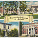 University of Georgia at Athens -- LeConte Hall, library, Demosthenian Hall, Gilbert Memorial Infirmary by Boston Public Library
