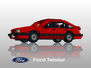 Ford Telstar Mk I (AR - 1982)