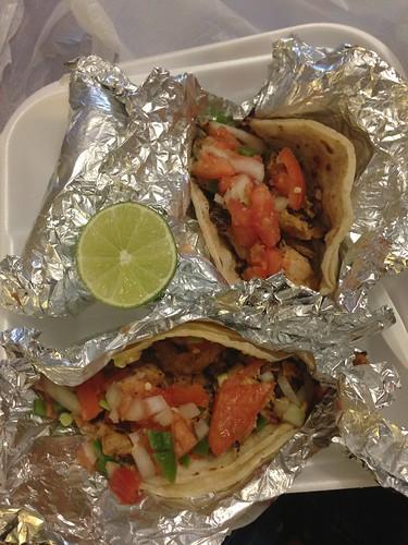 Pollomio tacos