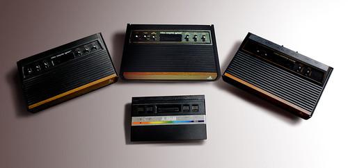 4 Atari 2600