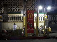 McDonald's commemorates the Feast of the Black Nazarene