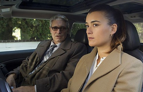 Eli and Ziva David