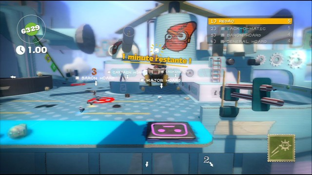 LittleBigPlanet Karting - Mode Battle