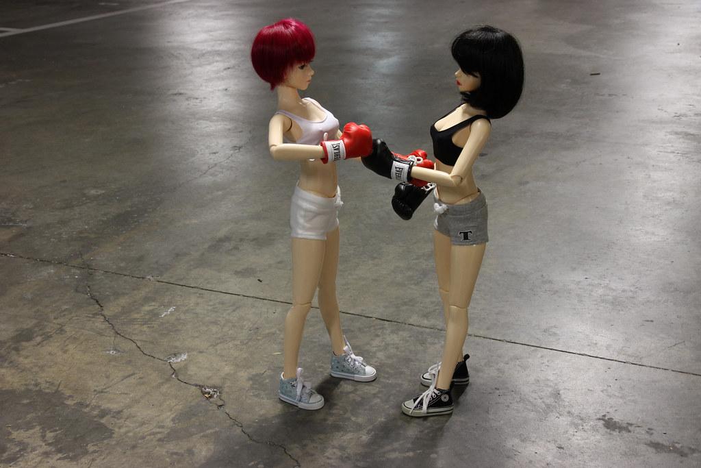Girl's Fight Club 17