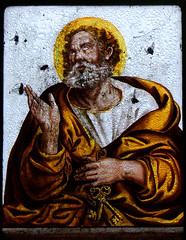 St Peter (and flies)