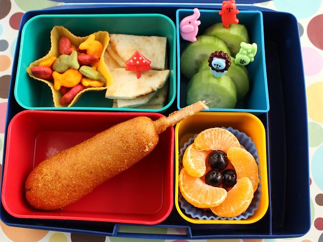 Preschool Circus Bento #384