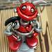 Robot Baby Devil Bert