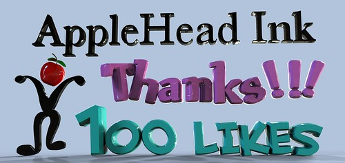 100 likes On Facebook  thanks