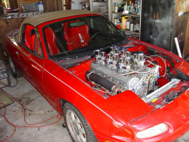 2007 Double Cab Tacoma Engine Swap Tacoma World