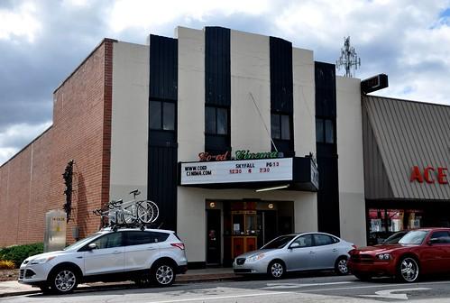 Co-Ed Movie Theatre