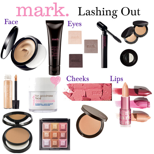 Living After Midnite: mark. Makeup Monday: Lashing Out