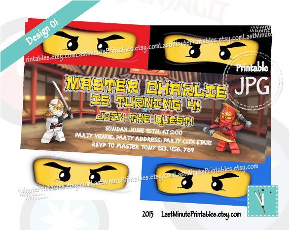 photograph relating to Printable Ninjago Eyes referred to as USD 6.99, Ninjago invitation, ninjago eye, ninjago invite