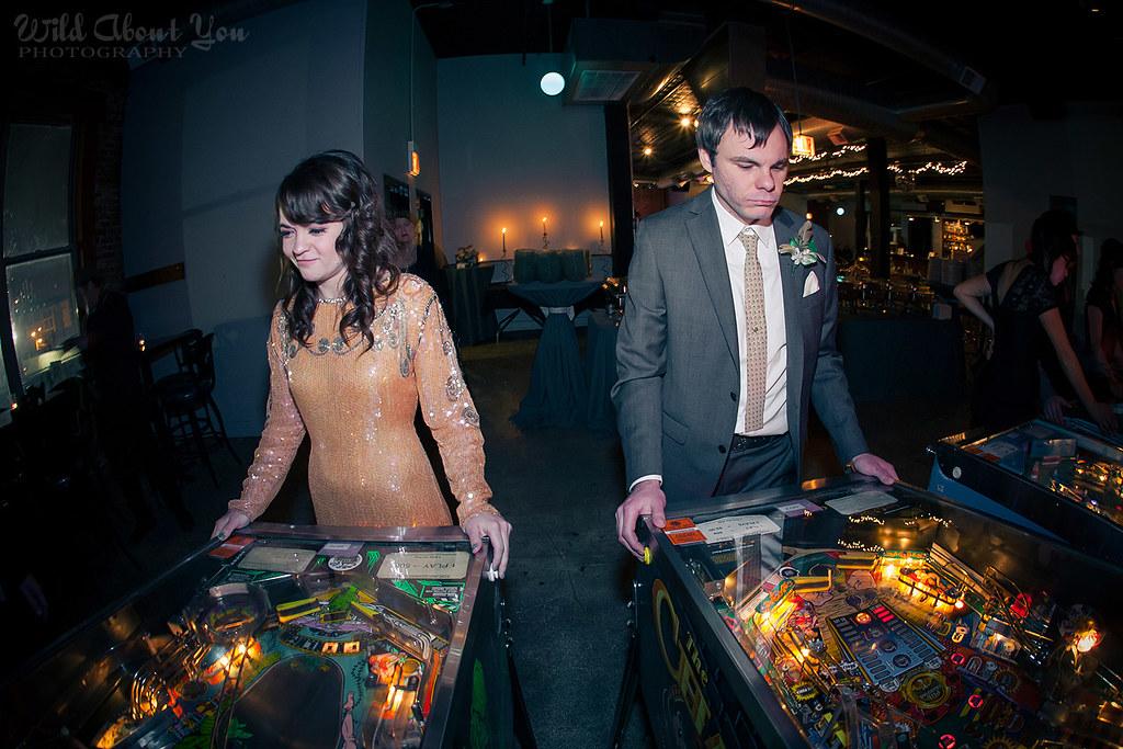 pinball nuptials
