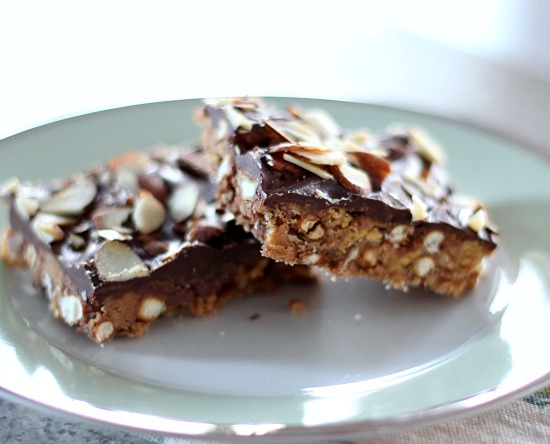 Chocolate Frito Bars from Hi Sugarplum