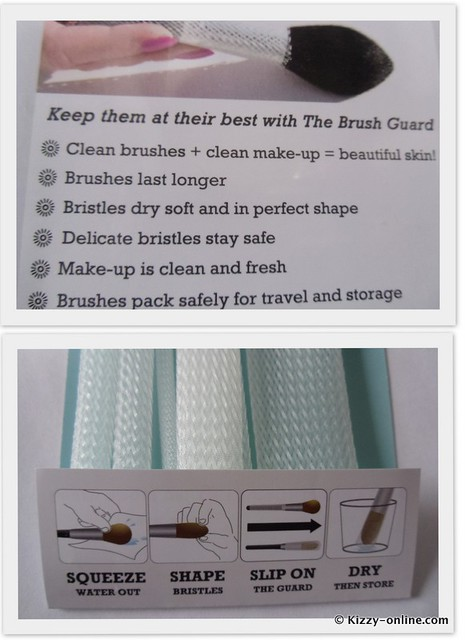 brush guard brushes guards walmart protect makeup make up tools tool