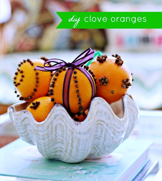 Clove Oranges at Hi Sugarplum