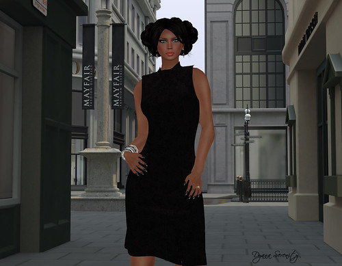 Black Only Event 2013 #3 by Dyana Serenity