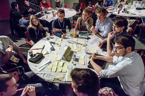 Photo:Startup Live Vienna By:Heisenberg Media