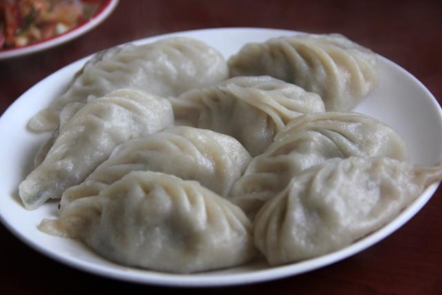 Tibetan food in Gangtok, India