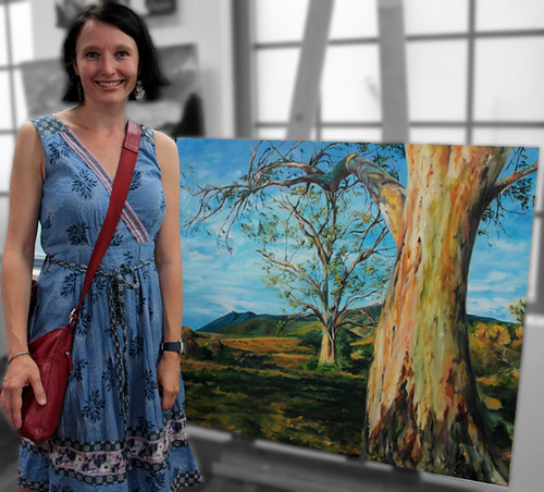 "LUCY BREMNER - ""HOME AMONGST THE GUM TREES"""