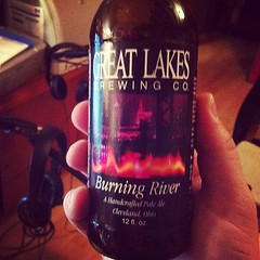 Great Lakes Burning River