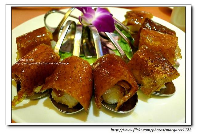 【台灣十大讓人流口水的烤鴨第一名】蘭城晶英紅樓烤鴨四吃