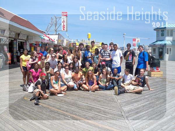 Seaside circa 2011