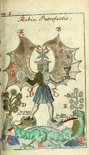 024-Joh. Michaelis Faustij ... Compendium alchymist….1706-Johann Michael Faust