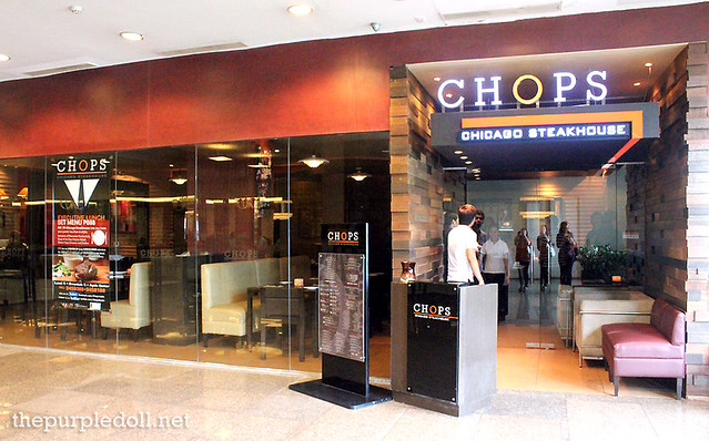 Chops Chicago Steakhouse in Greenbelt
