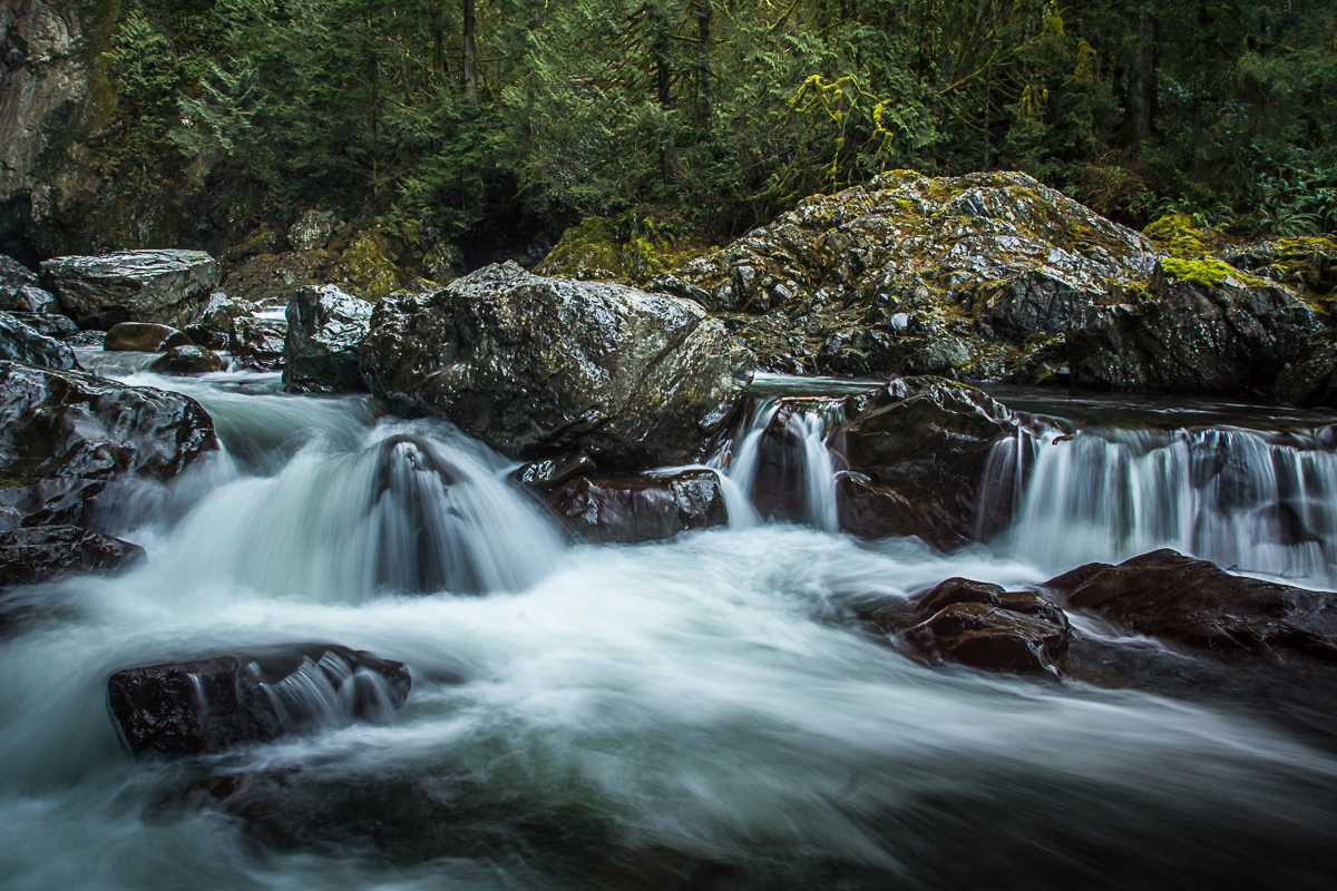 Twin Falls....the water